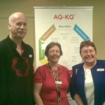 AQ-KQ Meets Lions Club