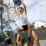 How to Establish Rapport With Your Athletic Child